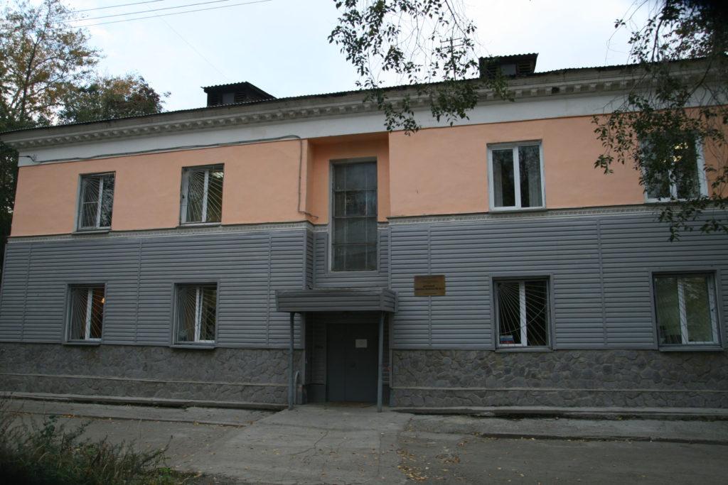 Здание ДШИ №6