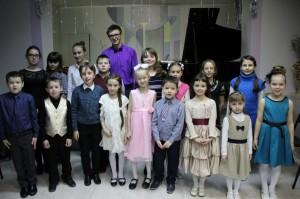 Ученики класса Труновой Е.А.